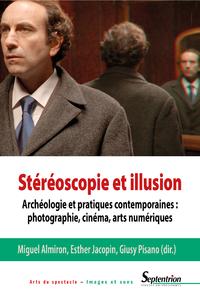 Livre numérique Stéréoscopie et illusion