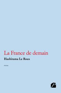 Livre numérique La France de demain