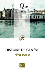Livre numérique Histoire de Genève