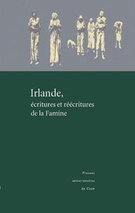 Livre numérique Irlande, écritures et réécritures de la Famine