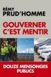 Libro electrónico Gouverner c'est mentir