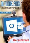 Livre numérique Outlook 2013