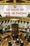 Livre numérique Le siècle de l'édit de Nantes