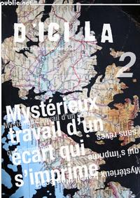Livre numérique d'ici là n°2   Mystérieux travail d'un écart qui s'imprime