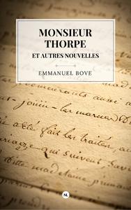 Livre numérique Monsieur Thorpe et autres nouvelles