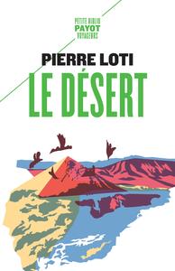 Electronic book Le Désert
