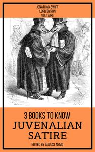Livre numérique 3 books to know Juvenalian Satire