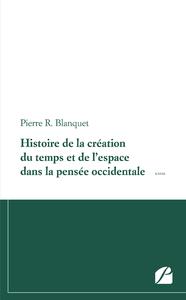 Livre numérique Histoire de la création du temps et de l'espace dans la pensée occidentale