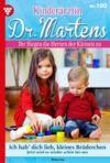 Libro electrónico Kinderärztin Dr. Martens 100 – Arztroman