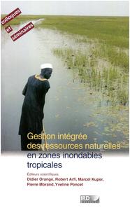 Livre numérique Gestion intégrée des ressources naturelles en zones inondables tropicales