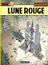 Livre numérique Lefranc (Tome 30) - Lune rouge