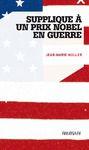 Electronic book Supplique à un prix Nobel en guerre - Lettre ouverte à Barack Obama