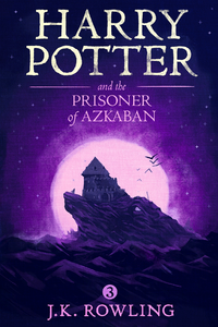 Electronic book Harry Potter and the Prisoner of Azkaban