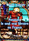 E-Book Livre papier : Amazon, le seul vrai libraire en France