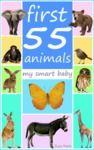 Livre numérique First 55 animals - my smart baby