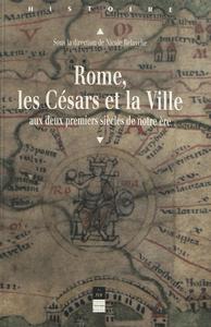 Electronic book Rome, les Césars et la ville