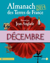 Electronic book Almanach des Terres de France 2014 Décembre