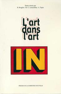 Livre numérique L'Art dans l'art