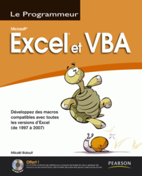 Livre numérique Excel et VBA