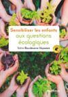 Livro digital Sensibiliser les enfants aux questions écologiques