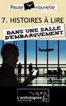 Livre numérique Histoires à lire dans une salle d'embarquement - 10 nouvelles, 10 auteurs - Pause-nouvelle t7