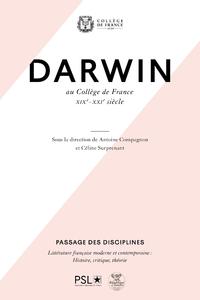 Livro digital Darwin au Collège de France