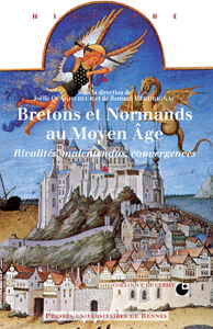 Livre numérique Bretons et Normands au Moyen Âge