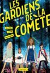 Livre numérique Les gardiens de la comète - Une fille venue des étoiles