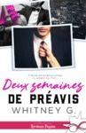 Electronic book Deux semaines de préavis