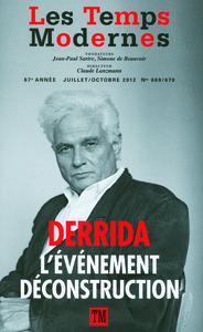 Livre numérique Les Temps Modernes N° 669 N° 669