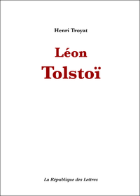 Livre numérique Tolstoï