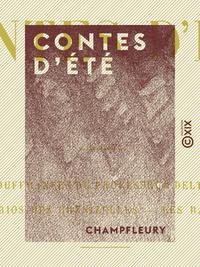 Libro electrónico Contes d'été