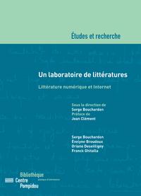 Electronic book Un laboratoire de littératures