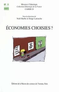 Livre numérique Économies choisies?