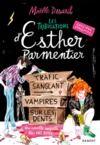 Livre numérique Les tribulations d'Esther Parmentier, sorcière stagiaire