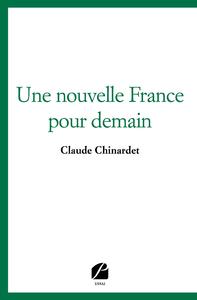 Livre numérique Une nouvelle France pour demain