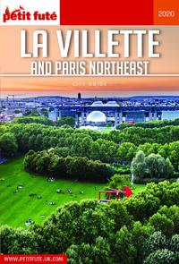 Electronic book LA VILLETTE AND PARIS NORTHEAST 2020 Carnet Petit Futé