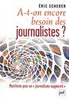 Livre numérique A-t-on encore besoin des journalistes ?