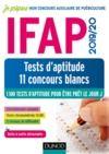 Livre numérique IFAP 2019/20 Tests d'aptitude - 11 concours blancs