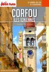 Livre numérique CORFOU / ILES IONIENNES 2020 Carnet Petit Futé