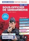 Livre numérique Réussite Concours - Sous-officier de gendarmerie - 2021-2022- Préparation complète