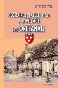 Livre numérique Glossaire du parler (d'oïl) d'un village de l'Orléanais