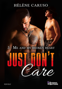 Livro digital Just don't care tome 5
