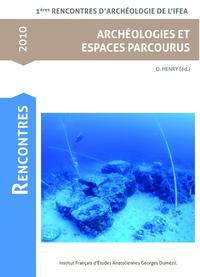 Livro digital Archéologies et espaces parcourus
