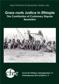 Livre numérique Grass-roots Justice in Ethiopia