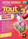 Livre numérique IFSI Tout le semestre 3 en fiches mémos - Diplôme infirmier - 3e édition