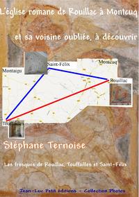 Livre numérique L'église romane de Rouillac à Montcuq et sa voisine oubliée, à découvrir