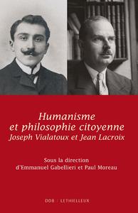 Livre numérique Humanisme et philosophie citoyenne