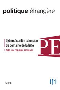 Livre numérique Cybersécurité : extension du domaine de la lutte