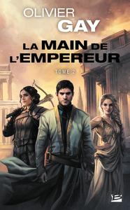 Livre numérique La Main de l'empereur #2